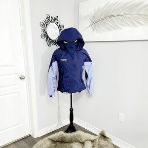 Ladies Columbia Ski Jacket - Medium